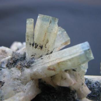 Large Aquamarine cluster from Erongo